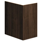 Voi End Panel Support, 16w x 20d x 28-1/2h, Columbian Walnut HONVSE20XZ