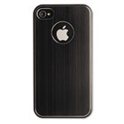 Aluminum Case for iPhone 4/4S, Black KMW39388
