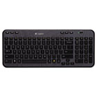 K360 Wireless Keyboard, Compact, For Windows, Black LOG920004088