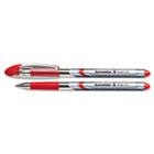 Schneider Slider, Stick, Medium, Red, 10/Box STW151102