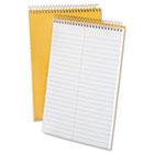 Spiral Steno Book, Gregg Rule, 6 x 9, 15 lb, White, 70 Sheets TOP25472