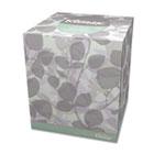 KLEENEX SOFTBLEND Facial Tissue, 2-Ply, White, 95/Box, 36 Boxes/Carton KIM21272