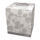 KLEENEX BOUTIQUE White Facial Tissue, 2-Ply, POP-UP Box, 95 Tissues/Box KIM21270BX