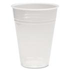Translucent Plastic Cold Cups, 9oz, 100/Pack BWKTRANSCUP9PK