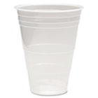 Translucent Plastic Cold Cups, 16oz, 50/Pack BWKTRANSCUP16PK