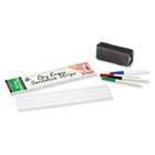 Dry Erase Sentence Strips, 12 x 3, White, 30 per Pack PAC5187