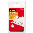 ID Badge Size Thermal Laminating Pouches, 5 mil, 4 1/4 x 2 1/5, 10/Pack MMMTP585210