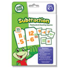 LeapFrog Flash Cards, Subtraction, 4 3/4 x 6, 80 Cards BDU19416UA24