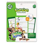 SmartDudes LeapFrog Activity Book, Cursive, Dry Erase, 16 Pages BDU19433UA24