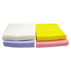 Cloth, Assorted, 20/Pack PDYETW