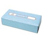 Facial Tissue, Flat Box, 100 Sheets/Box, 30 Boxes/Carton BWK6500