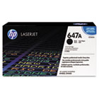 HP 647A, (CE260A) Black Original LaserJet Toner Cartridge HEWCE260A