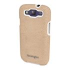 Vesto Textured Leather Case, for Samsung Galaxy S3, Coffee KMW39622