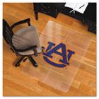 Collegiate Chair Mat for Hard Floors, 36 x 48, Auburn Tigers ESR500320