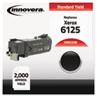 Compatible with 106R01334 (Phaser 6125) Toner, 2000 Yield, Black IVR6125B
