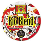 Rio Blend Coffee K-Cups, 24/Box GMT6746