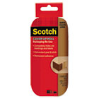 "Cover-Up Roll,  6"" x 15', Brown, 1 Roll MMMRUCUR15"
