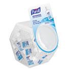 Advanced Instant Hand Sanitizer Gel, 1 oz Bottle, Lemon Scent, 36/Bowl GOJ390136BWL