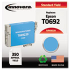 Remanufactured T069220 Ink, 350 Page-Yield, Cyan IVR69220