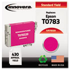 Remanufactured T078320 Ink, 430 Page-Yield, Magenta IVR78320