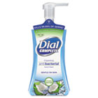 Antimicrobial Foaming Hand Soap, Coconut Waters, 7.5 oz Pump Bottle DIA09316