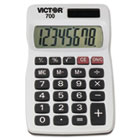 700 Pocket Calculator, 8-Digit LCD VCT700