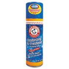 Baking Soda Air Freshener, Aerosol, Light Fresh Scent, 7oz, CHU3320094170