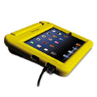 SafeGrip Security Case, With ClickSafe Lock, for iPad, Yellow KMW67794