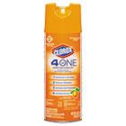 4-in-One Disinfectant & Sanitizer, Citrus, 14oz Aerosol COX31043