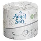 Angel Soft Toilet Paper, 2 Ply, 4x4 in, 450 sht/rl, 40 rl/ct GPC16840