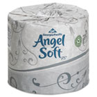 Angel Soft Toilet Paper, 2 Ply, 4x4 in, 450 sht/rl, 20 rl/ct GEP16620