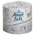 Angel Soft Toilet Paper, 2 Ply, 4x4 in, 450 sht/rl, 20 rl/ct GPC16620