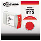 110 Compatible, 4127176R (IJ110) Ink, Red IVR110