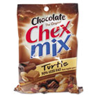 Chex Mix Chocolate Turtle, 4.5oz, 7/Box AVTSN16794