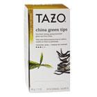 Tea Bags, China Green Tips, 24/Box TZO153961