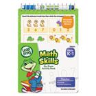 LeapFrog Mini Dry Erase Book, Math Skills, Grades K-1, 8 Pages BDU19454UA24