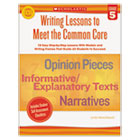 Common Core Writing Lessons, Grade  5 SHSSC539164