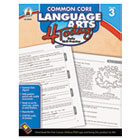 Common Core 4 Today Workbook, Language Arts, Grade 3, 96 pages CDP104598