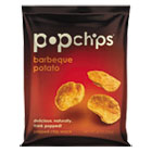 Potato Chips, Barbeque Flavor, .8 oz Bag, 72/Carton PPH70020