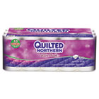 Quilted Northern Ultra Plush Toilet Paper, 3 Ply, 4x4 in, 176 sht/rl, 30 rl/ct GEP872365