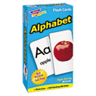 Skill Drill Flash Cards, 3 x 6, Alphabet TEPT53012