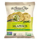 Corn Chips, Jalapeno with Sea Salt, 2oz Bag, 18/Box OFX55926