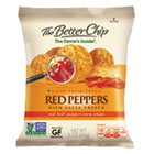 Corn Chips, Red Bell Peppers with Salsa Fresca, 2oz Bag, 18/Box OFX55924