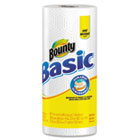 Basic Paper Towels, 11 x 10 2/5, White, 48 Towels/Roll, 30 Rolls/Carton PAG84662