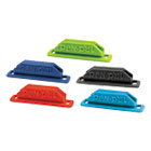 PenPal Rubber Pen/Pencil Holder, 5/8 x 2 5/8 x 5/8, Assorted Colors TOPPENPAL1