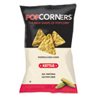 Popcorners Popped-Corn Chips, Kettle, 5oz Bag, 12/Carton MED11