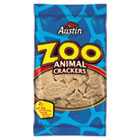 Zoo Animal Crackers, Original, 2oz Pack, 80/Box KEB40975
