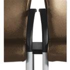 Gratzi Reception Series Ganging Bracket, Steel, Black LZB93288