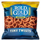 Tiny Twists Pretzels, 1 oz Bag, 88/Carton LAY32430