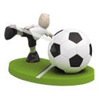 Soccer Tape Dispenser, Cheer on your favorite team and City.  MMMC35SOCCER CUC